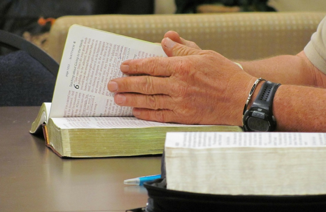Finding Peace by Practicing God'sWord