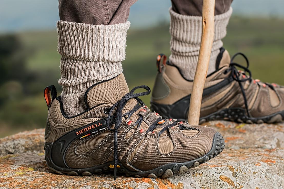 Sturdy Shoes on a Foundation ofPeace